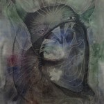 Manet hablando con Monet